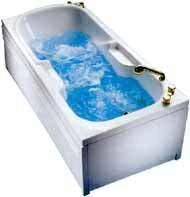 Вид гидромассажной ванны 2