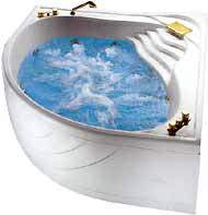 Вид гидромассажной ванны 3
